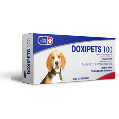 Doxipets 100 (Blister 10 Tabs)