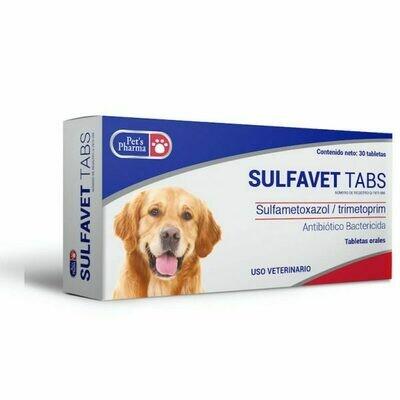 Sulfavet Tabs (Blister 10 Tabs)