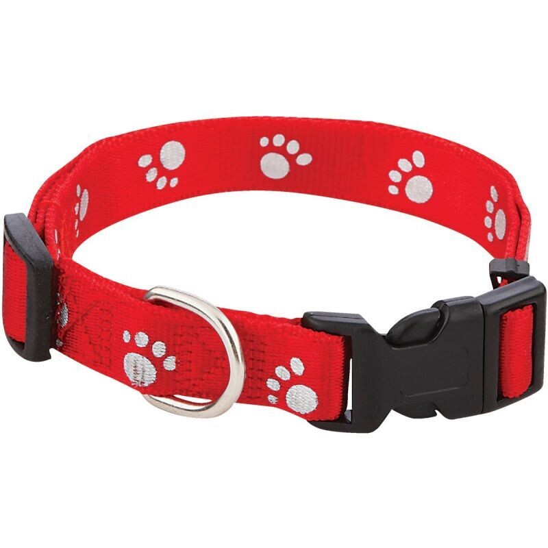 Reflec Paw Collar Red X-Small