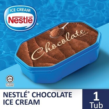 NESTLÉ Chocolate Frozen Confection 1.5L