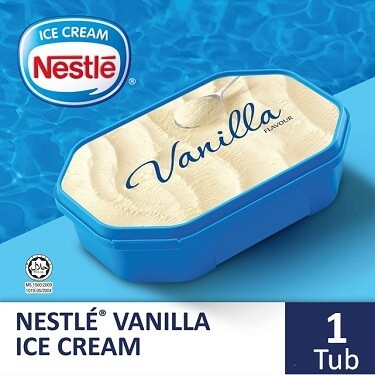 NESTLÉ Vanilla Ice Cream 1.5L