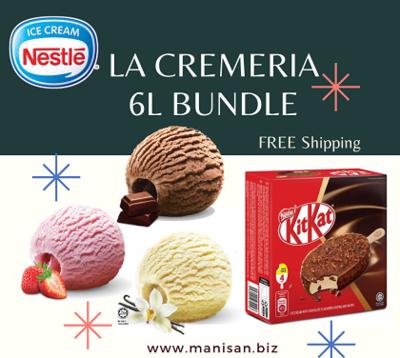 LA CREMERIA 6L Bundle - Limited time offer