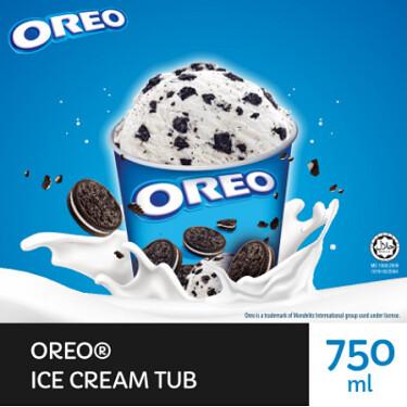 OREO Ice Cream Pint (1 Pint, 750ml)
