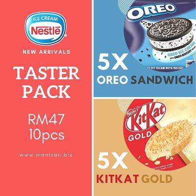 New Arrivals Taster Pack (10pcs) - Limited Time Offer