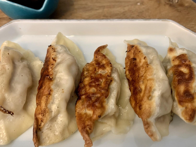 Gyoza (Pork Or Shrimp)