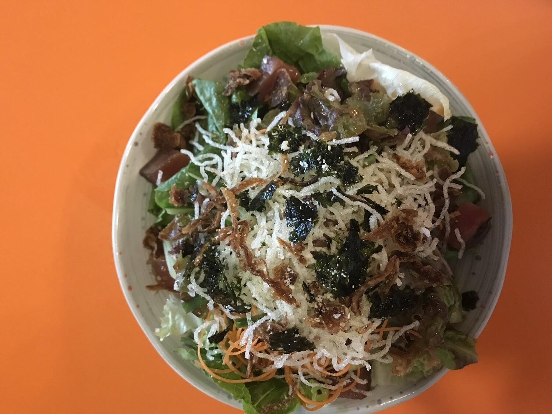 Soy-Cured Tuna Salad
