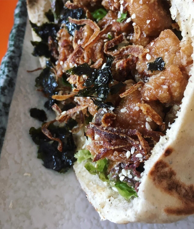 Chicken Pita Sandwich