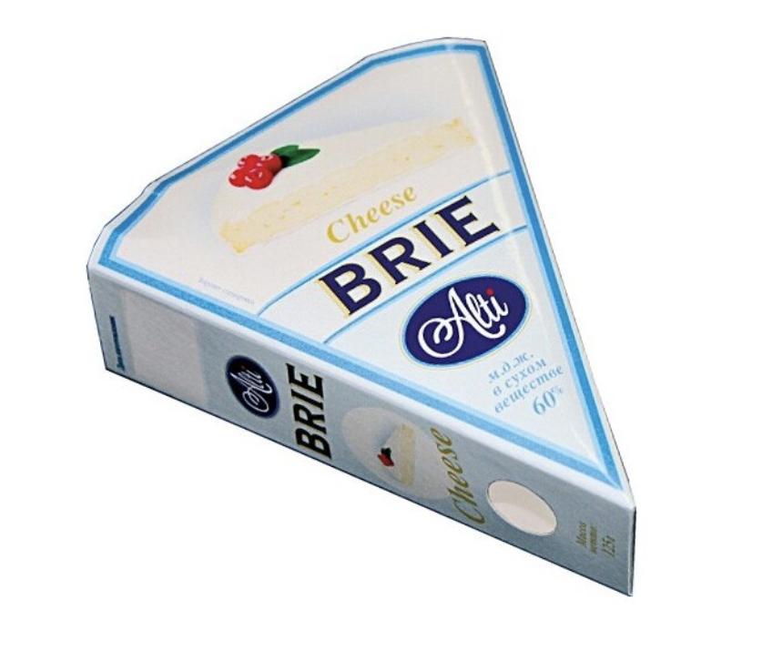 """Сыр """"Brie"""" Alti 125гр, шт"""