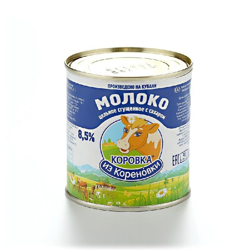 СГУЩЕНКА КОРОВКА ИЗ КОРЕНОВКИ 380ГР
