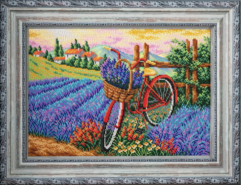 Smell of lavender