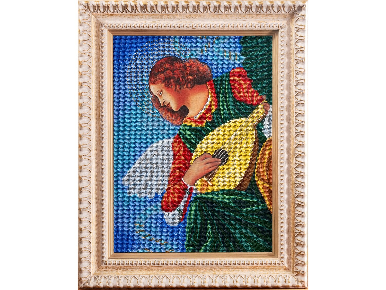 Музицирующий Ангел. Терцо