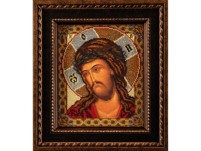 Christ In The Crown Of Thorns
