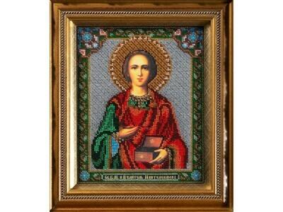 Святой Пантелеимон