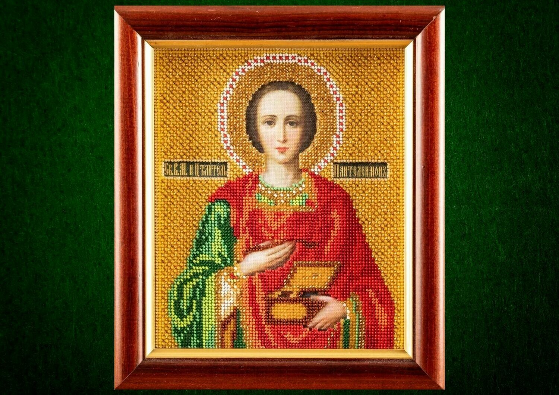 Святой Пантелеимон 💎