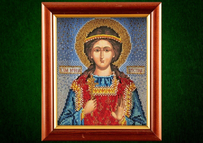 Святая Кристина