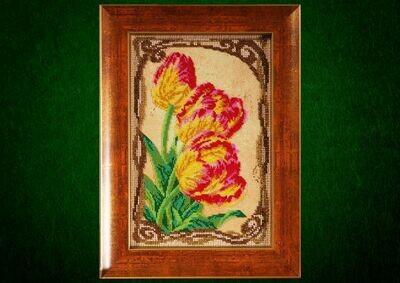 Бархатные тюльпаны 💎
