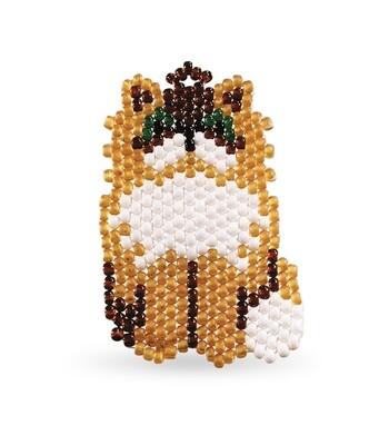 Keychain Persian cat