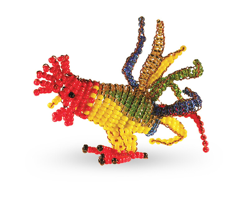 Figurine Rooster
