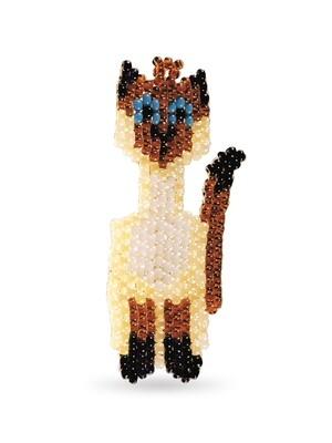 Keychain Siamese cat