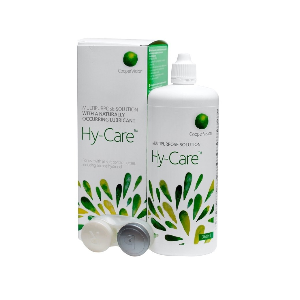 Раствор CooperVision Hy-Care