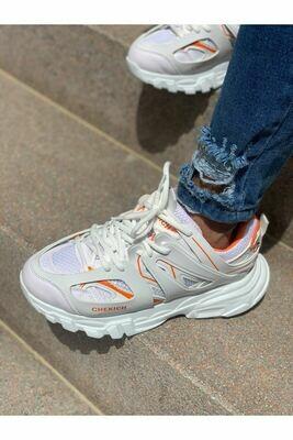 Férfi Fehér Sport Cipők