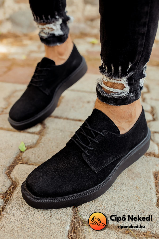 Grantilo Desert Black Cipő