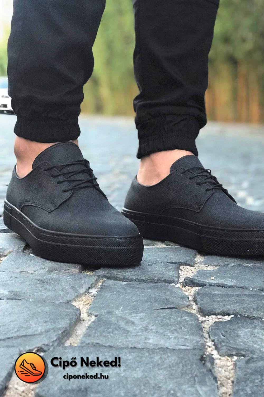 Irmak All Black Cipő