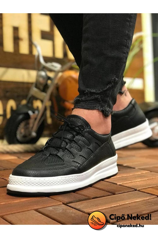 Enclar Fekete Cipő