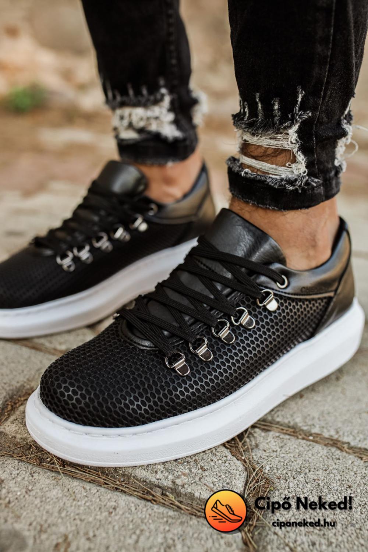 Donatel Fekete Cipő