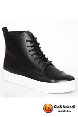 Flüve Fekete Cipő