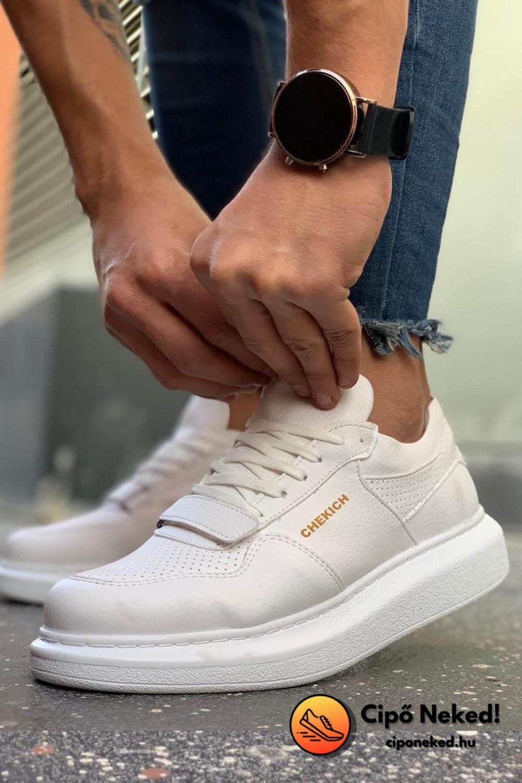 True Urban Fehér Cipő