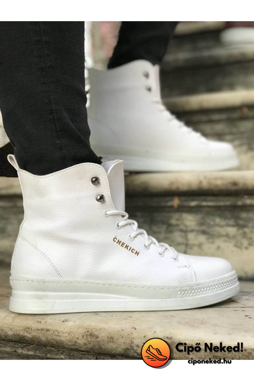 Moonwalk Fehér Cipő
