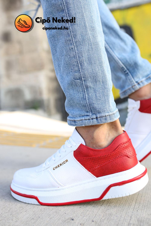 Urblox Red Line Cipő
