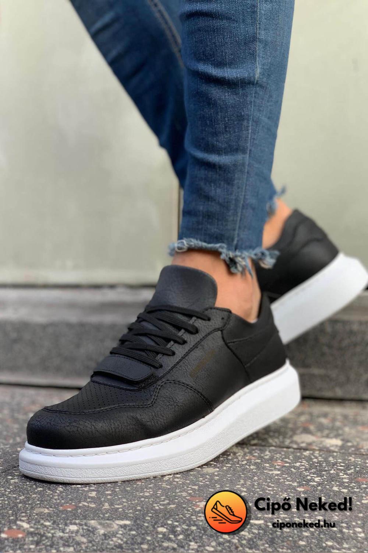 True Urban Fekete Cipő