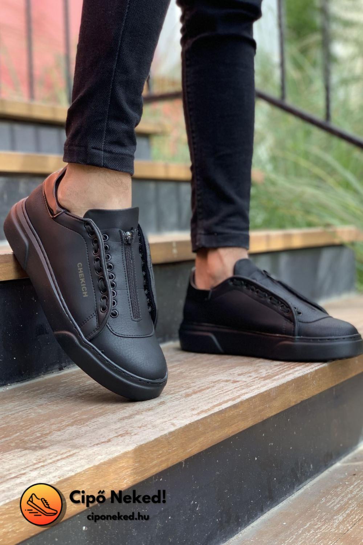 Ash All Black Cipő