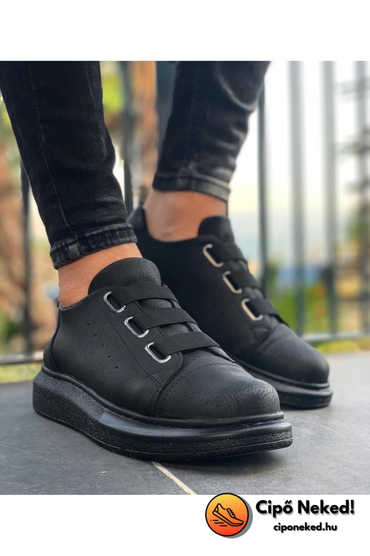 Urbangarten All Black Cipő