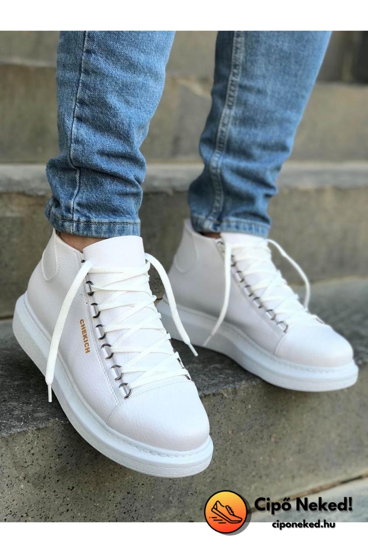 Gaviria Fehér Cipő