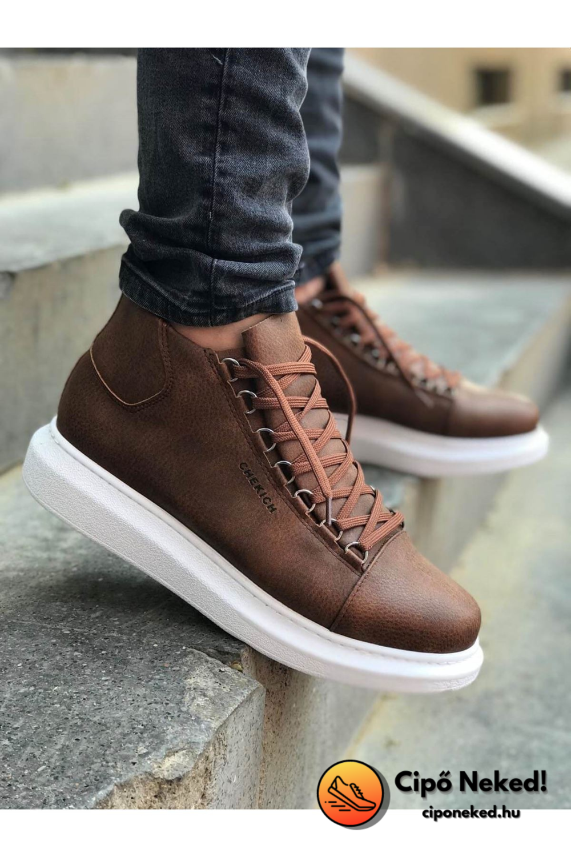 Gaviria Tobaco Brown Cipő