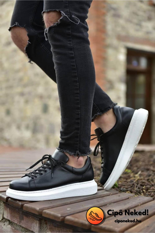 Iskender Fekete Cipő