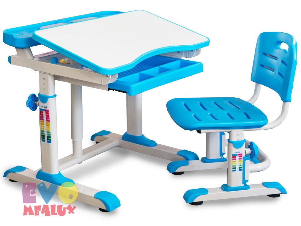 Комплект парта и стульчик Mealux BD-09