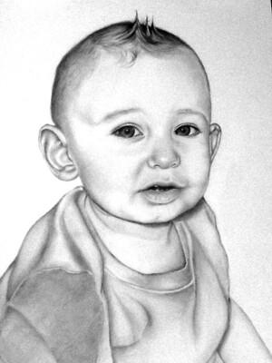 Custom Graphite/Charcoal (people) Portrait