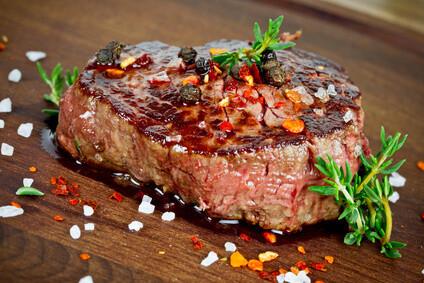 Steak am 28.10.2020