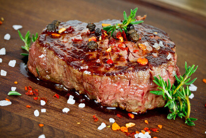 Beef Tasting am 18.09.2020