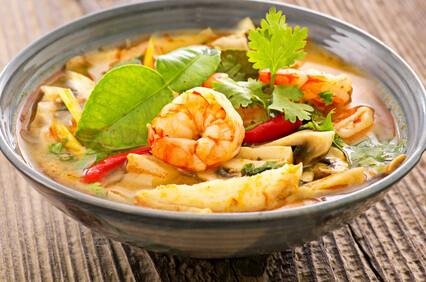 Asiatische Küche am 11.02.2021
