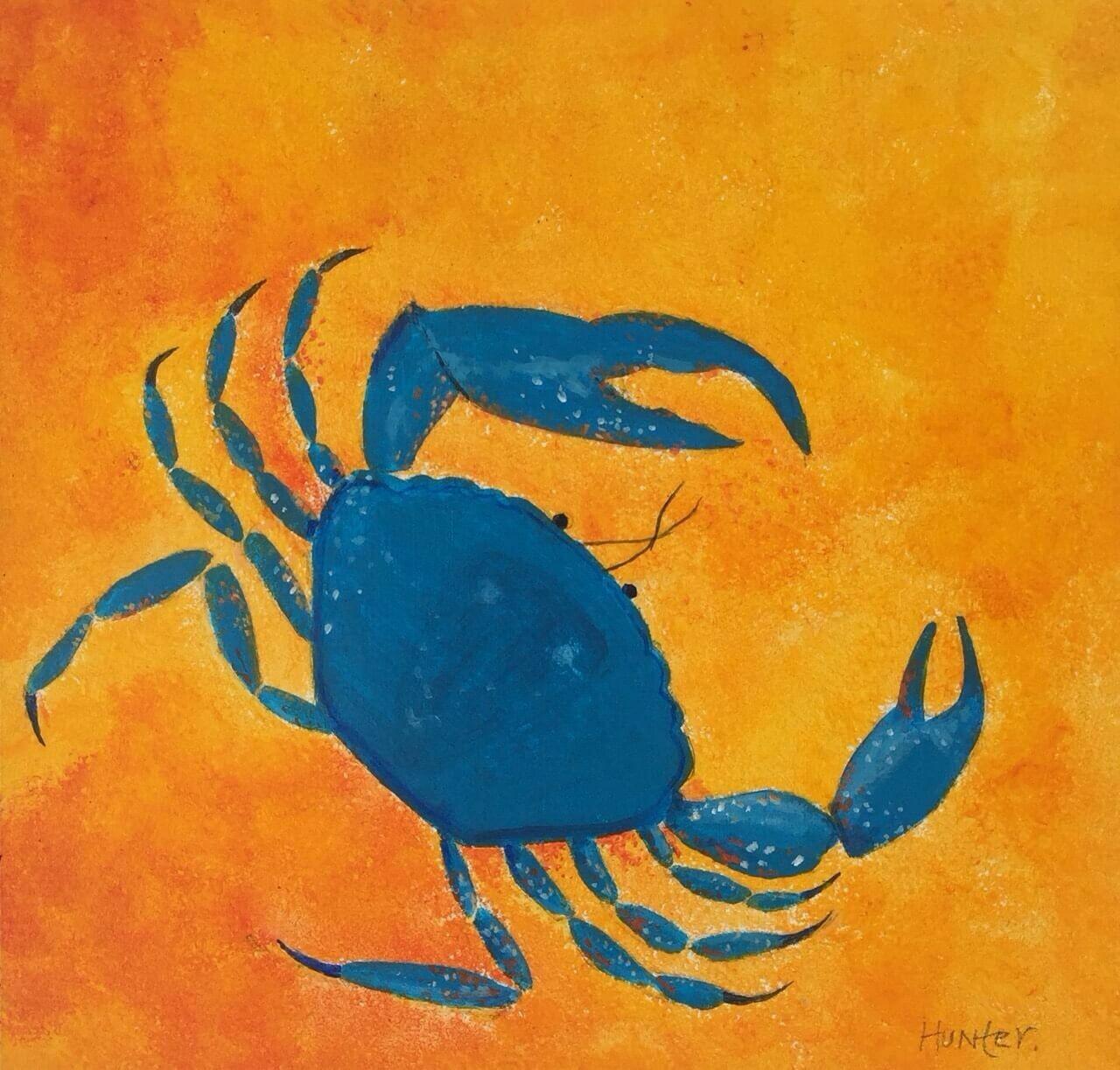Gorgeous Crab