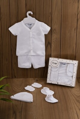 Christening Baptism Dress Combo set For Baby Boy