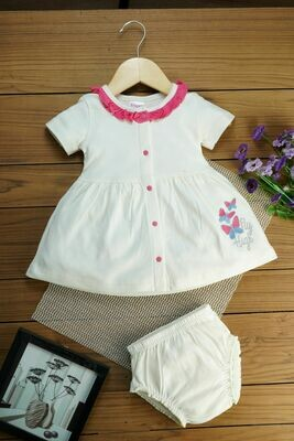 Baliny Ivory for Baby Girls (18-24 Months) XL