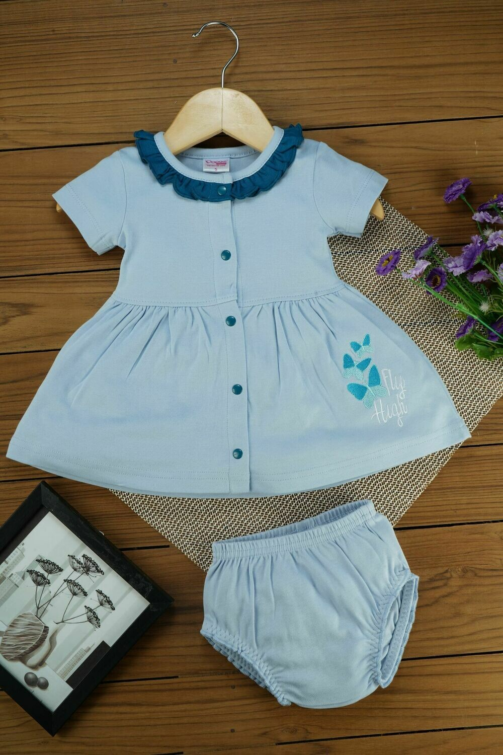 Baliny Kent Blue for Baby Girls