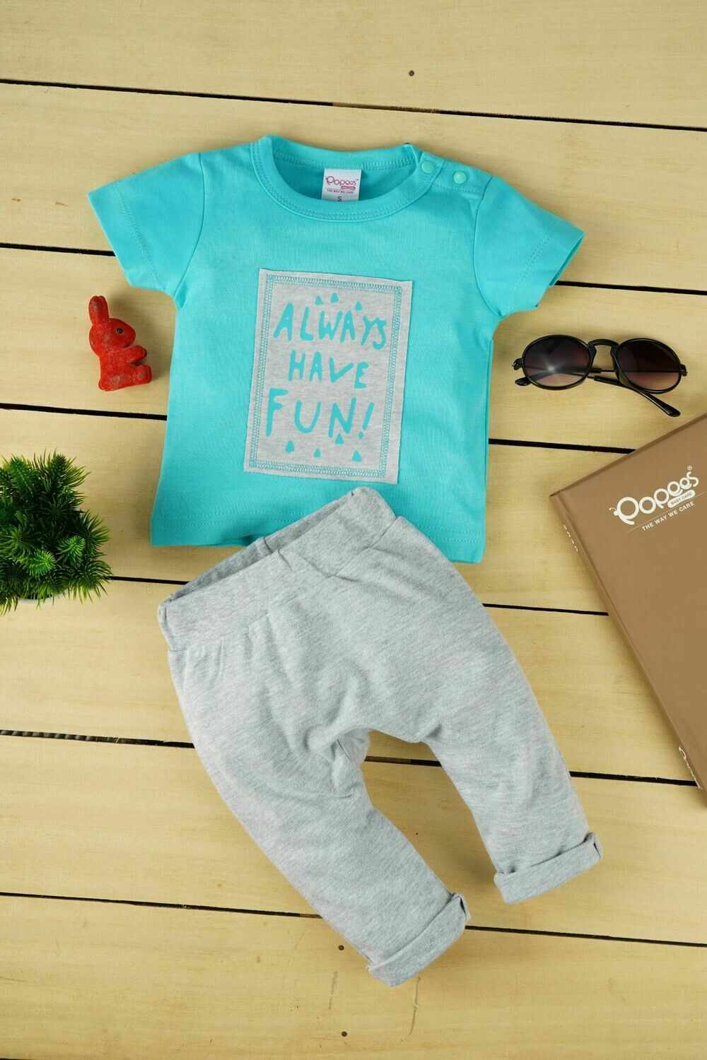 Zood Blue for Baby Boys