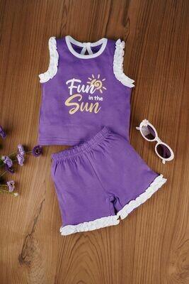 Portia Lavender for Baby Girls